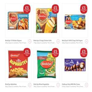 Co-op Frozen Meal Deal 7/11 - £5 (£4.50 with NUS) @ Co-op