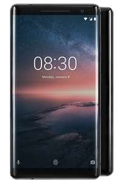 Nokia 8 Sirocco 128GB - 4GB 4G Data / Unlim Mins & Texts £22pm x 24m - £528 Total @ Affordable Mobiles (3m BT Sport / 6m Apple Music)