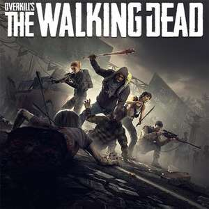 Overkill's The Walking Dead PS4 pre-order £34.74 from PlayStation PSN Store Hong Kong
