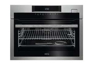 AEG KSE782220M ELECTRIC OVEN IN STAINLESS STEEL, half price of next best £399.99 @ Appliance Electricals
