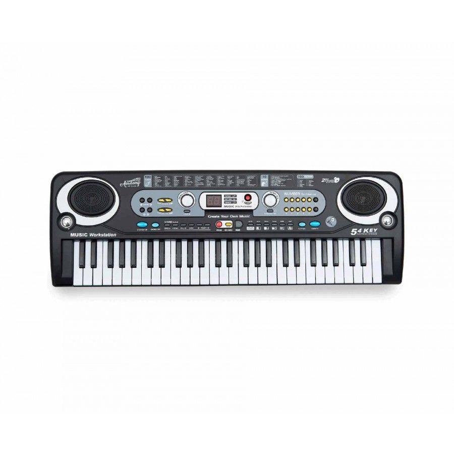 Academy of Music Electric Keyboard 54 Key for £14.99 free C&C @ Ryman
