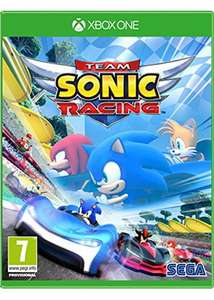 Team Sonic Racing (Nintendo Switch, Xbox 1, ps4) @ Base.com - £26.85
