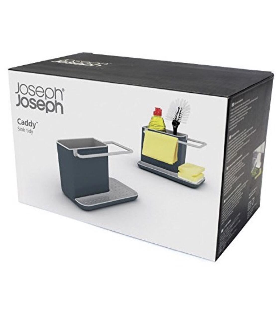 Joseph joseph Grey colour Candy Sink area organiser £12 (Prime) £16.49 (Non Prime) @ Amazon