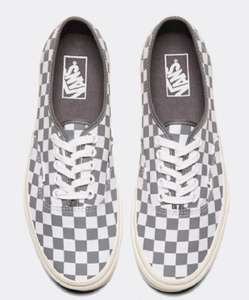 Vans checkboard trainers now £24.99 size 6 up to 12 @ Footasylum Free C&C + Black Friday Sale