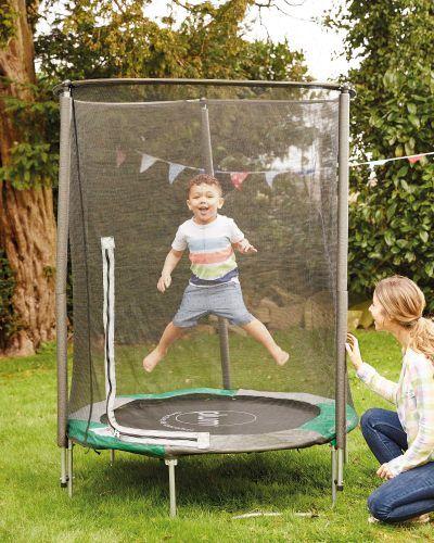 Aldi PLUM 4.5ft junior trampoline £12.99 in store only.