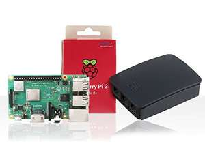 Raspberry Pi 3 B+ & Case (£37.04) Delivered + Possible £5 Bonus Sold by Almost Anything Ltd and Fulfilled by Amazon