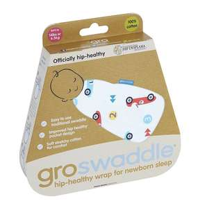 Gro swaddle blanket - riviera - £6.99 @ Mothercare (free C&C)