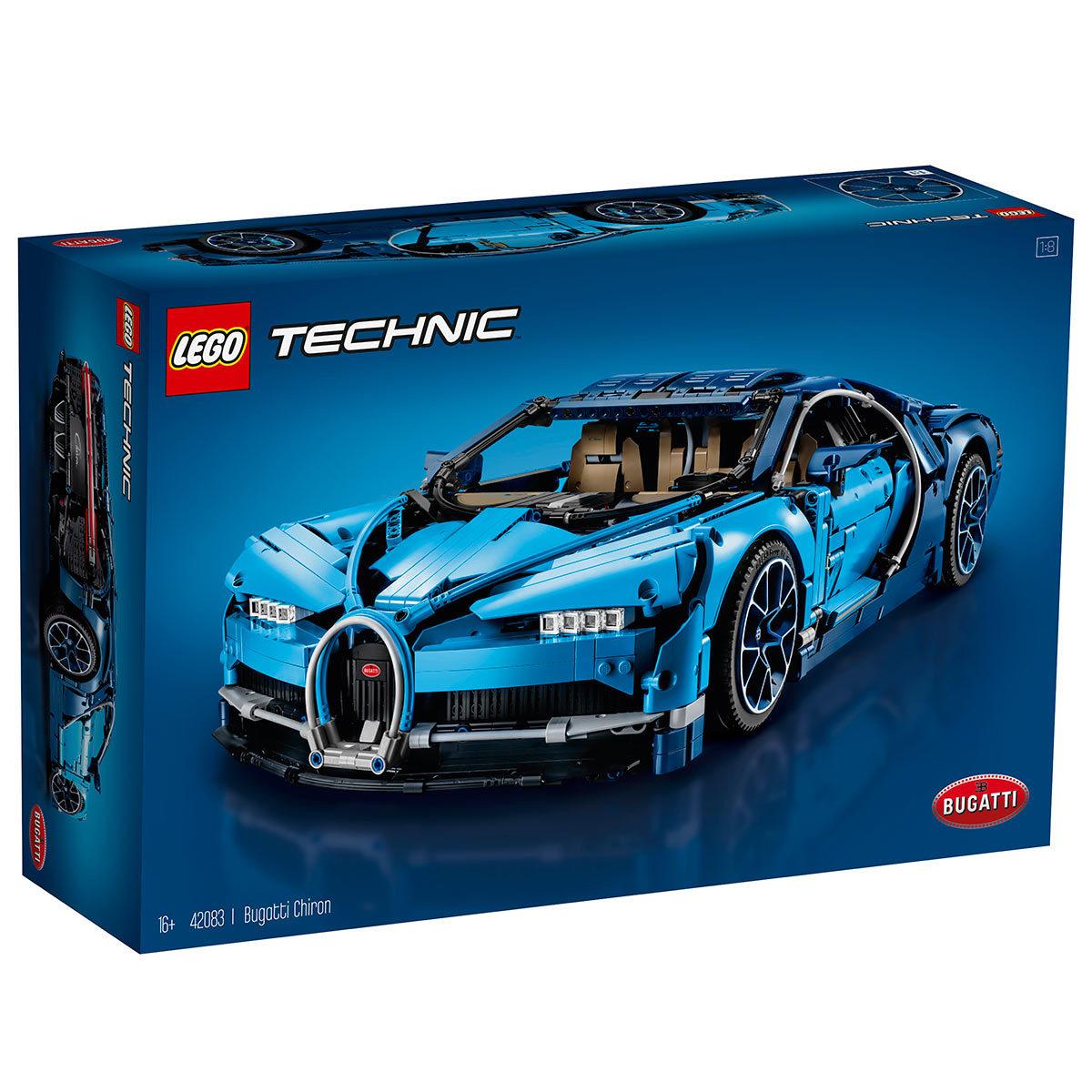 LEGO Technic Bugatti Chiron - Model 42083 - COSTCO online !! £249.99 (Price Incl VAT & Delivery)