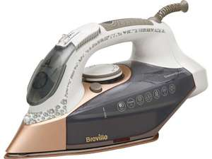 Breville Press Xpress Steam Iron 3100W VIN401 - £40.00 with free Click & Collect @ Sainsbury's