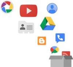 How much data does Google hold on you? Google Takeout