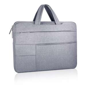 "13.3"" spill proof laptop bag / case for Macbook Air / Pro / Surface with scratch and shock proof lining £6.98 delivered @ Banggood"