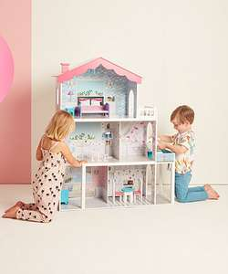 Bargain dolls house with working lights & sounds. - £55 @ Mothercare