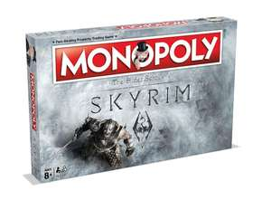 Skyrim Monopoly Board Game £25.79 @ Amazon