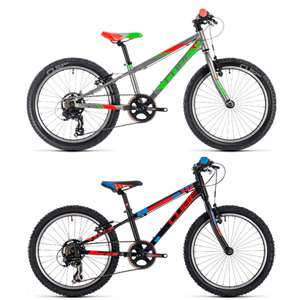 Cube Kid 200 Mountain Bike 2018 Model £169.99 w/code (New Accounts) @ Chain Reaction Cycles