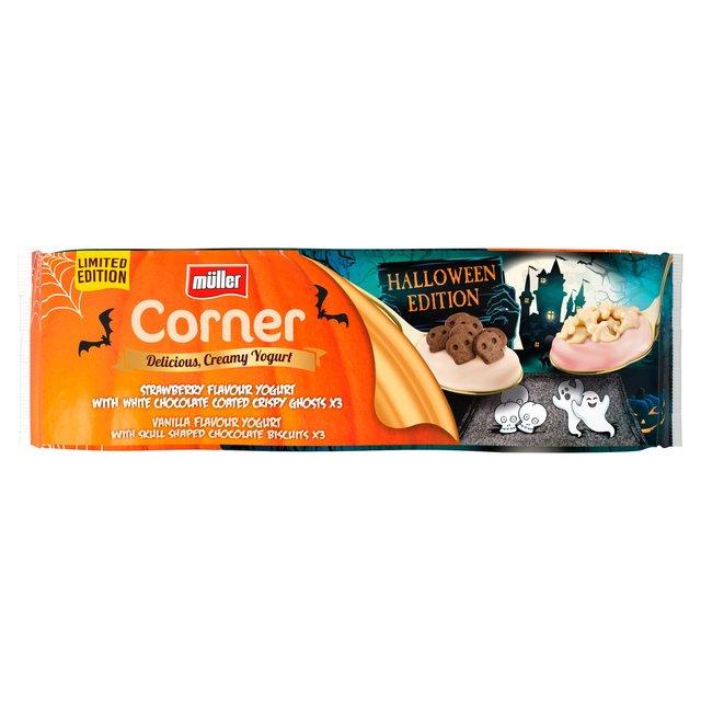 Muller Corner Halloween Edition Yogurts 6 x 135g £1 @ Heron Foods