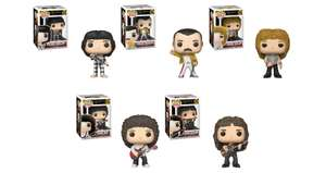 QUEEN Funko Pop Figures £9.99 each or 2 for £18.99 (delivery £2.99) @ Pop In A Box