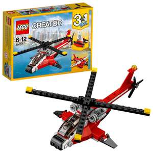 "LEGO 31057 ""Air Blazer Building Toy £5.00 @ Amazon (with prime) + £4.49 delivery without"
