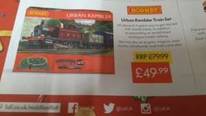 Hornby train set @ Lidl, £49.99 from 15th of November