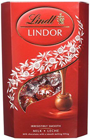 3 x Lindt Lindor 200g for £10 all varieties in Morrisons