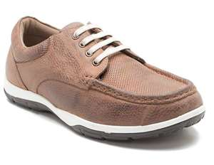 Red Tape Mens Casual Trainer Smart Boat Comfort Leather Shoes UK 7 - 11 for £14.99 (Prime) / £19.48 (non Prime) at Amazon