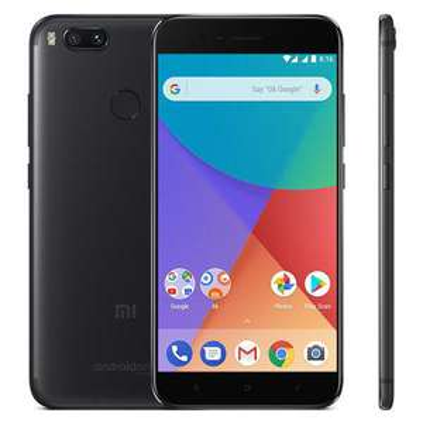 Global Version XIaomi Mi A1 Black (4 GB + 64 GB) £115.17 @ BangGood