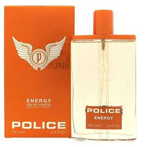 Police Energy Pour Homme EDT Spray, 100 ml for £10.79 Prime/£15.28 Non, Delivered @ Amazon UK