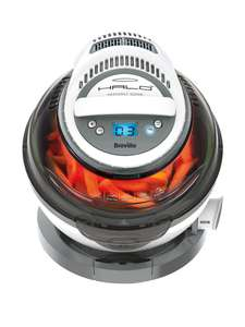 Breville VDF122 Halo+ DuraCeramic Health Fryer - £74.99 @ Very