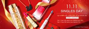 15% off Eve Lom, Omorovica, SK-11, Shiseido, La Prairie and Many other Beauty Products with code @ Unineed
