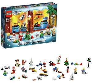 Lego City/Star Wars/Friends Avent Calendars £22.99 each & on 3 for 2 at Argos ( 3 for £45.98)