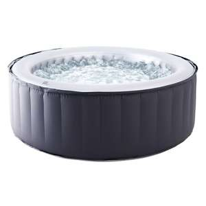 MSPA Silver Cloud Inflatable Hot Tub with Controller £269.99 Delivered @ Ebuyer