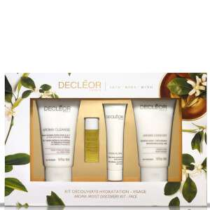 Decleor anti-ageing discovery kit worth £61.27 now £18.55 / Hydration discovery kit worth £49.50 now £17.15 more in op @ Look Fantastic