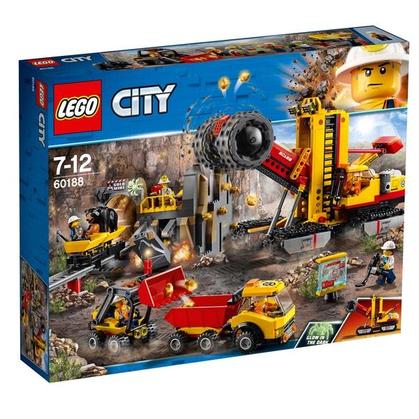 Lego 60188 City Mining Experts Site £54.99 @ Smyths