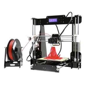 Anet A8 High Precision 3D Printer + 10M Filament £110.33 delivered @ Tomtop (Germany Warehouse)