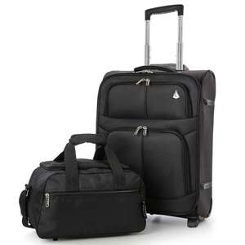 Aerolite 55cm Lightweight Cabin Case & 35cm New Ryanair Approved Bag Set - 1 set for £27.99 / 2 sets £49.99 @ Travel Luggage & Cabin Bags