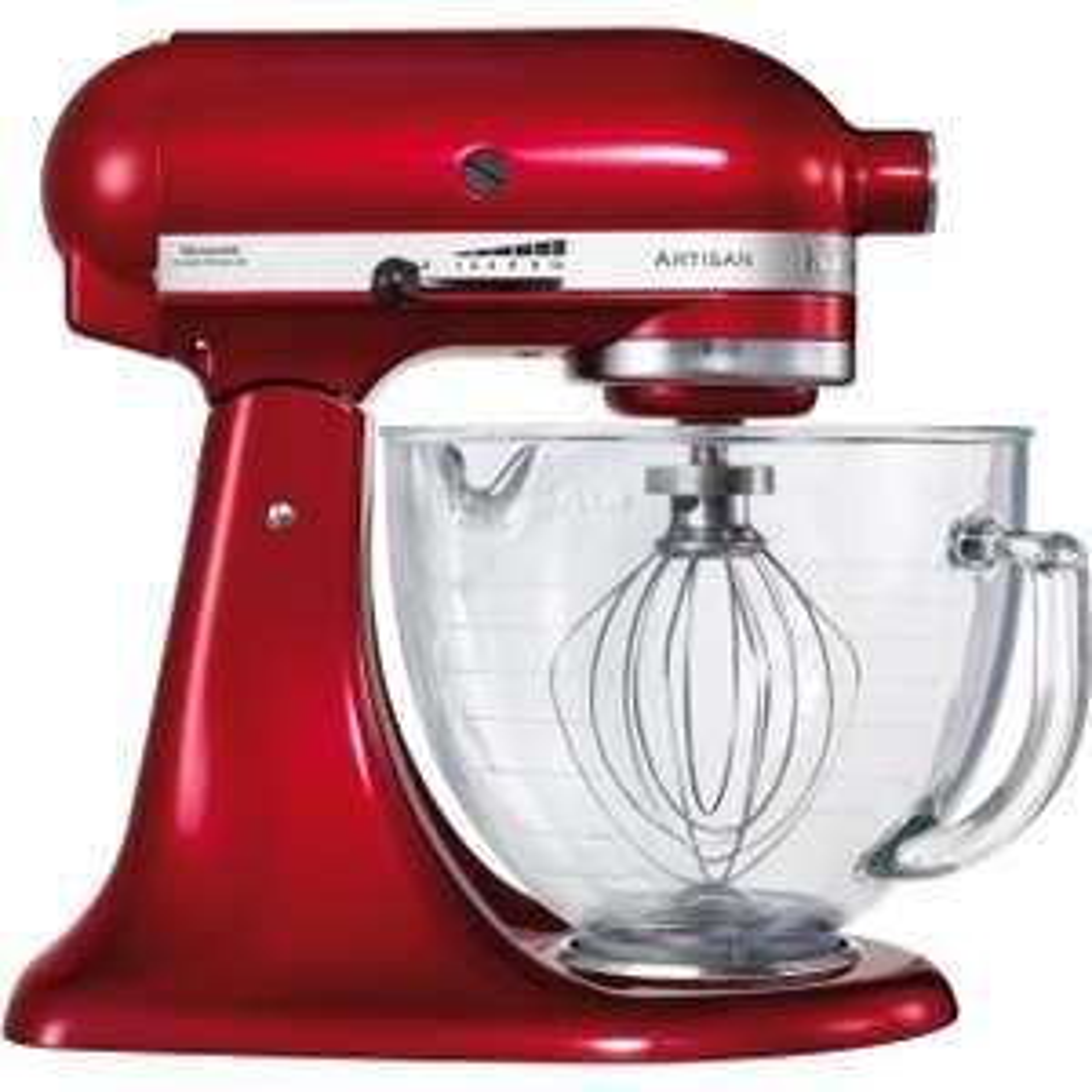 KitchenAid Artisan 5KSM156BCA Stand Mixer at ao.com for £299 - £300 off!