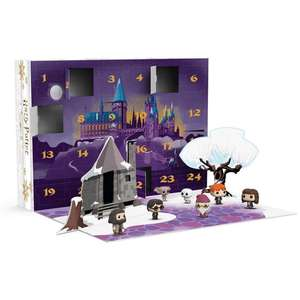 Harry Potter Funko Pocket Pop Advent calendar & free gift £42.49 and next day delivery @ Hawkins Bazaar