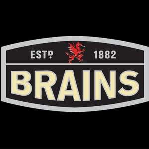 Free pint or glass of wine for members of armed forces and veterans at Brains Pubs