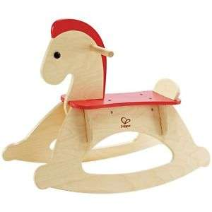 Hape Rock and Ride Wooden Rocking Horse now £17.99 delivered @ Argos / Ebay.