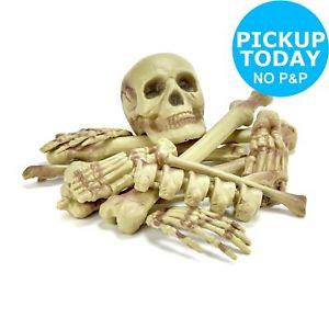 Halloween Bag of Bones Decoration - £1 Argos eBay
