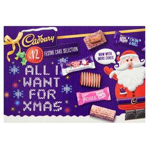 Cadbury All I Want For Christmas 12 Pack @ Heron Foods instore for £1.50