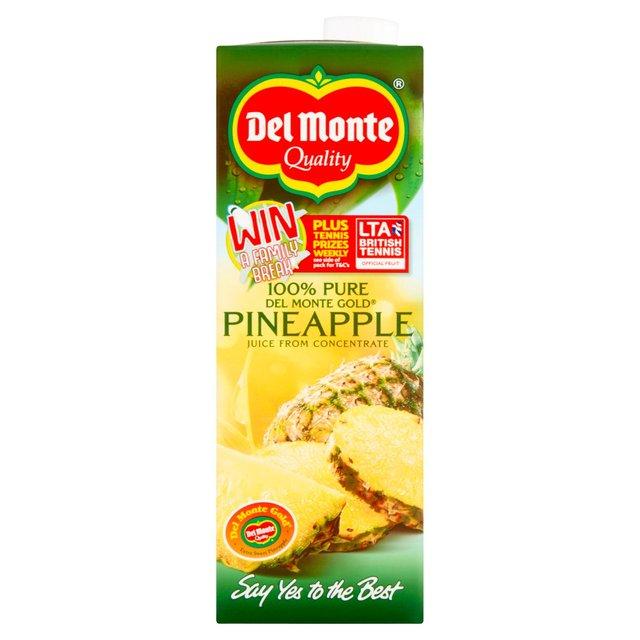 Del Monte Gold Pineapple Juice 1L half price 67p @ Ocado