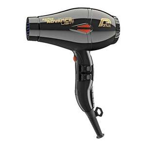 Parlux hairdryer was £136.49 now £87.36 with code @ Sallys Beauty