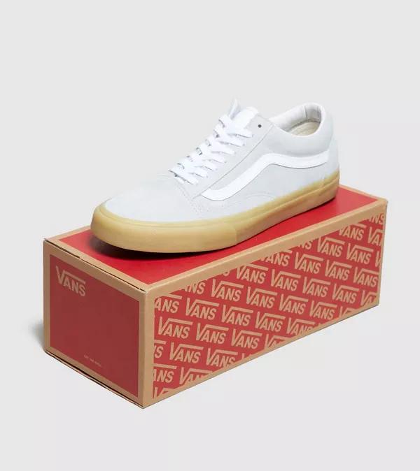 Vans Old Skool Suede @ Size? £1 C&C