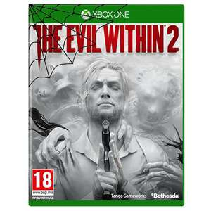 The Evil Within 2 Xbox One for £6.99 delivered @ Monster-Shop