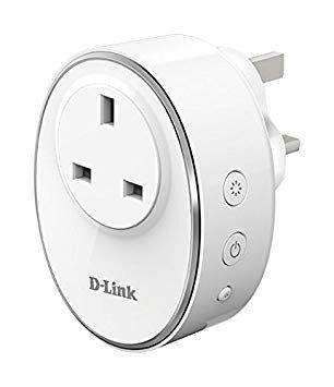 D-Link DSP-W115/B WiFi Smart Plug £16.99 (Prime) £4.49 delivery non Prime @ Amazon