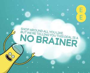 EE 30 day no credit check 2000min 10GB  sim £15 @ EE