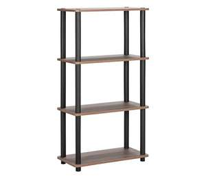 Argos Home New Verona 3 Shelf Bookcase - Dark Wood or oak available - £24.99 @ Argos