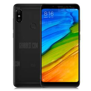 Xiaomi Redmi Note 5 4G Phablet 4GB / 64GB International Version £126.88 delivered at Gearbest