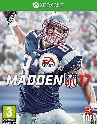 Madden NFL 17 XBOX ONE - £3.85 @ eBay (ShopTo Store)