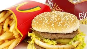 BigMac & Fries £1.99 @ McDonalds (initial purchase required)